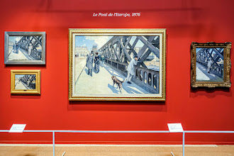Expo Ailleurs : Gustave Caillebotte, impressionniste et moderne - Fondation Pierre Gianadda - Martigny - Suisse - Jusqu'au 21 novembre 2021