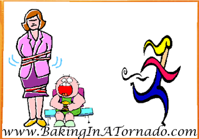 Run | graphic designed by and property of www.BakingInATornado.com | #MyGraphics