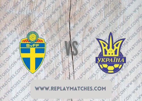 Sweden vs Ukraine -Highlights 29 June 2021