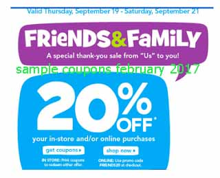 free Toys R Us coupons for february 2017