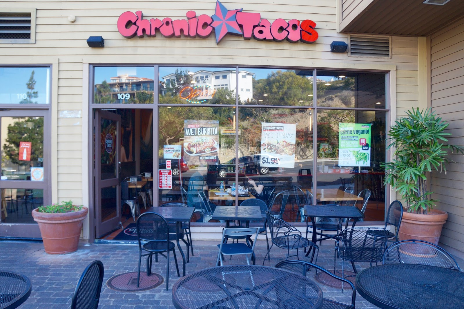 chronic tacos, dana point, mexican restaurant