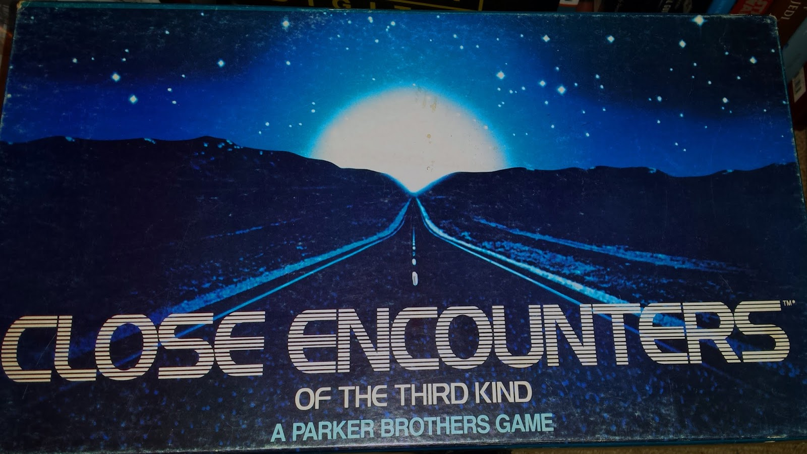 A Retrospective Look Back At The Close Encounters Board Game