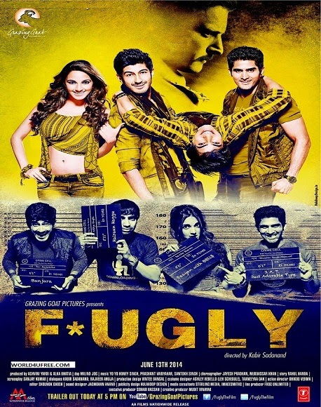 Fugly 2014 PRE-DVDRip 700mb Download Watch Online