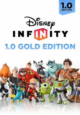 Disney Infinity 1.0 Gold Edition Free