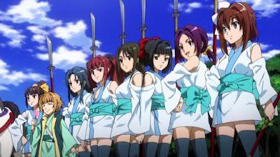Nonton Anime Online Oda Nobuna no Yabou BD