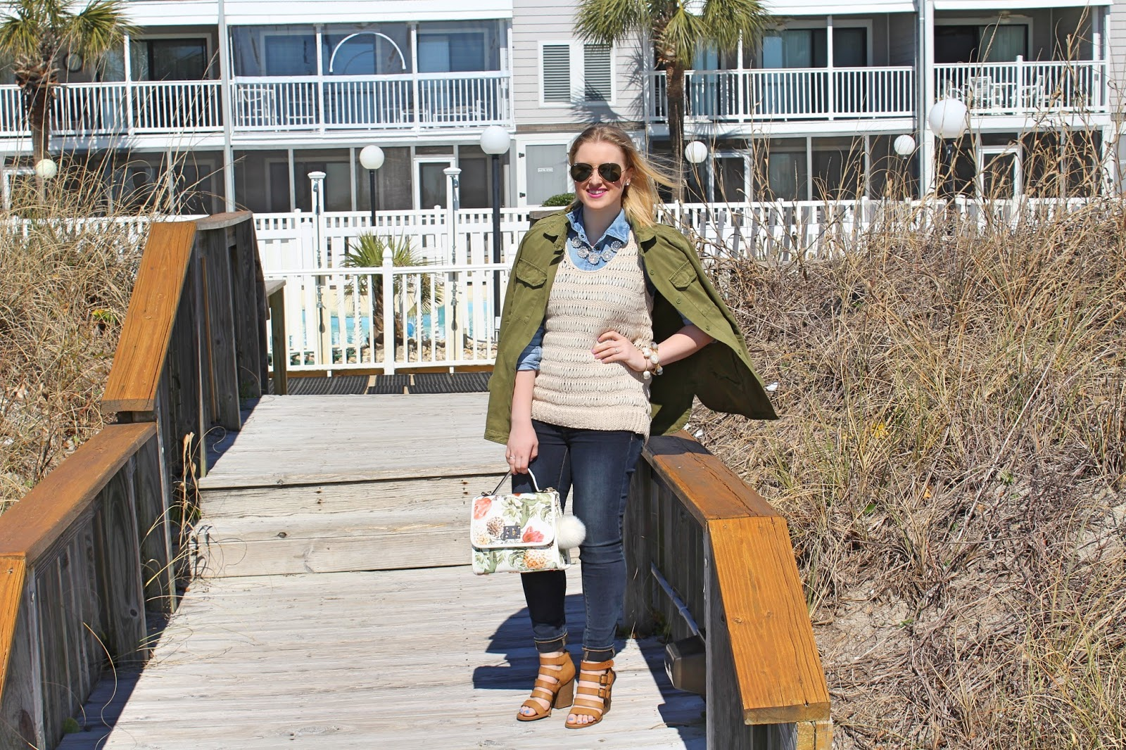Winters by the beach + An instant fashion update!