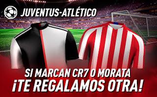 sportium promo champions Juventus vs Atletico 26 noviembre 2019