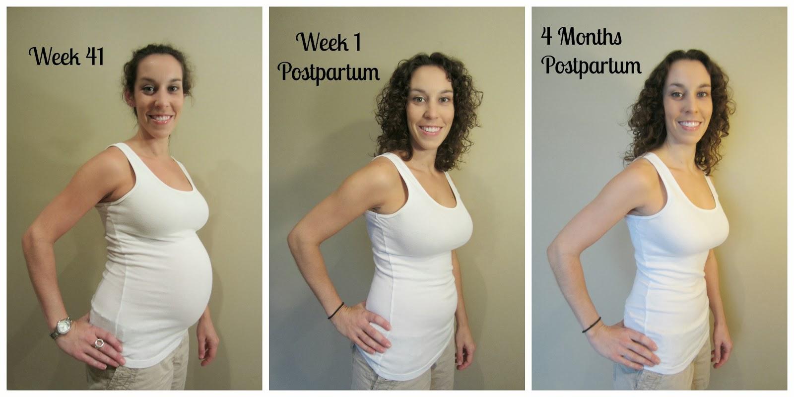 Life, Love, and Marathons: Postpartum: 4 Months