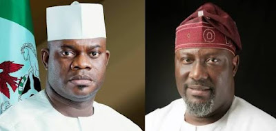 Dino Melaye Raises Alarm Over Military Items Allegedly Imported By Gov. Yahaya Bello