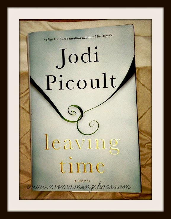 book review, jodi picoult, books, Leaving Time