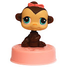 Littlest Pet Shop Special Monkey (#158) Pet