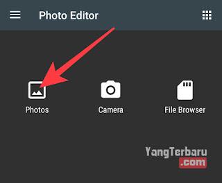 Cara mengecilkan ukuran foto di hp android
