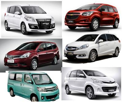 Pilihan Mobil Terbaik Di Bawah 200 Jutaan Terbaru 2017