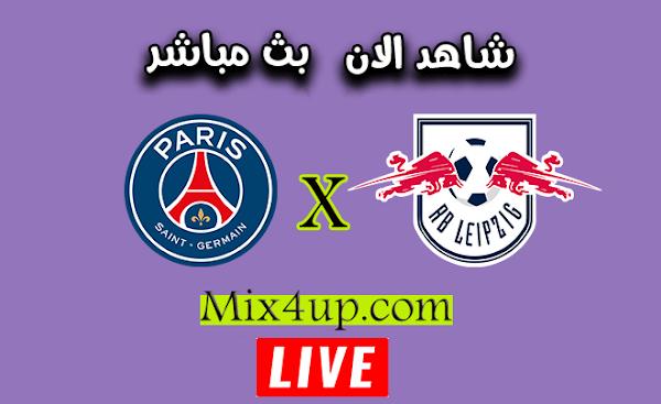 نتيجة مباراة باريس سان جيرمان ولايبزيغ اليوم الثلاثاء 18-08-2020 في دوري أبطال أوروبا