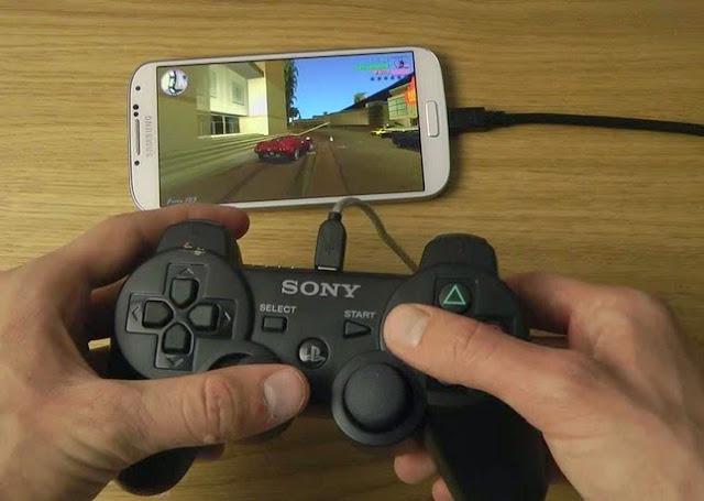 Cara memakai joystick di android tanpa akses root #2