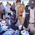 Pastikan Berlancar, Bupati Natuna Tinjau Vaksinasi Covid-19 di Kecamatan Bunguran Utara