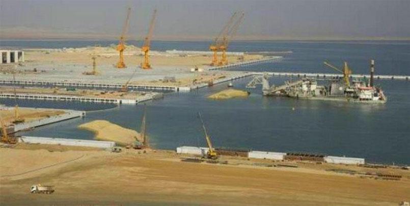 مشروع إنجاز ميناء الوسط للحمدانية بشرشال+#الجزائر #ميناء #شرشال #الاشغال+تقدم مشروع انجاز ميناء+Port+El Hamdania+Cherchell+TIPAZA