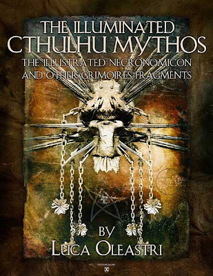 The Illuminated Cthulhu Mythos, 2012, copertina