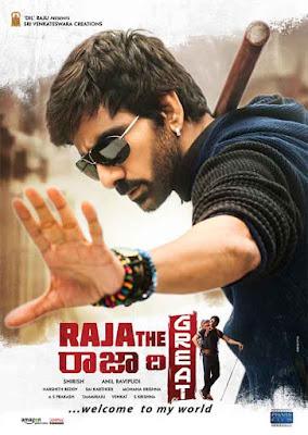 Raja The Great (2017) Dual Audio [Hindi (VoiceOver) – Telugu] 720p | 480p UNCUT HDRip ESub x264 1.2Gb | 500Mb
