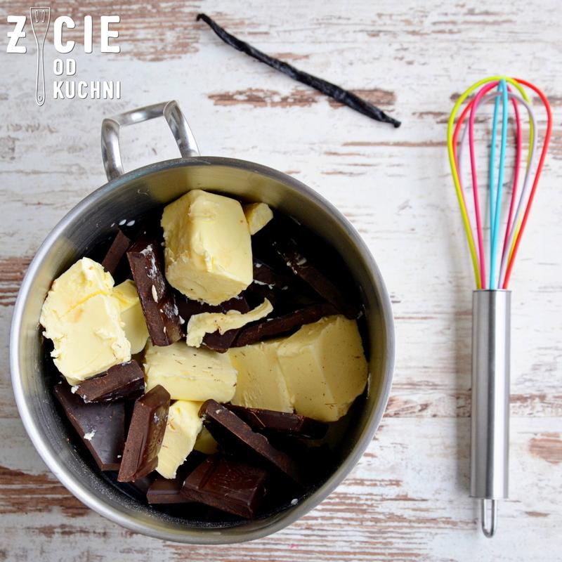 brownie, skladniki na brownie, jak zrobic brownie, najlepsze brownie, czekolada, maliny poltino, poltino, zycie od kuchni
