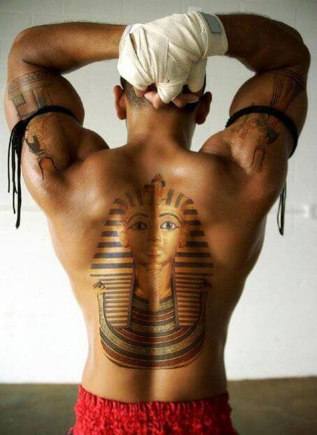 Egyptian Sphinx Tattoos