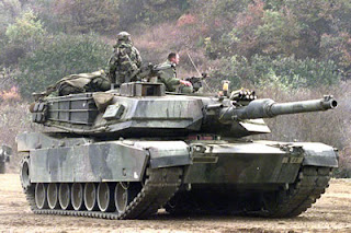 M1 Abrams - Main Battle Tank