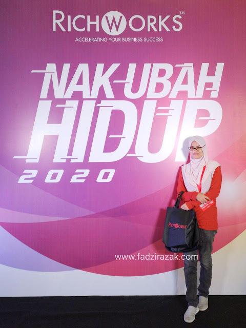 Nak Ubah Hidup 2020
