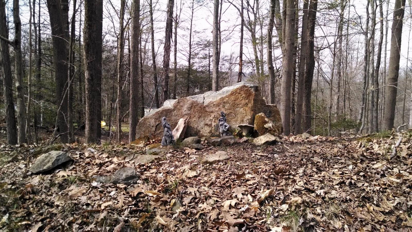 Тропа Колумбия - Калифон, Нью Джерси (Сolumbia Trail - Califon, NJ)