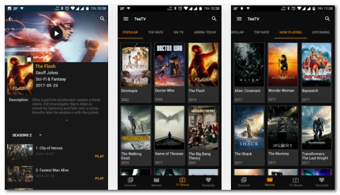 MoD TeaTV Premium – Free 1080p Movies