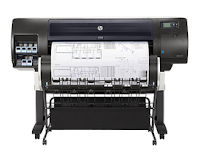 HP DesignJet T7200 Production Printer Software and Drivers