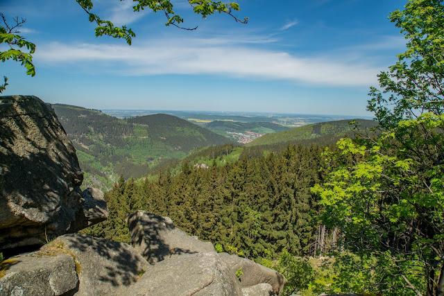 Gestütswiesen und Kästeklippen  Wandern Bad Harzburg 11