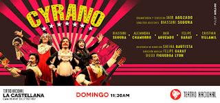 CYRANO | Teatro Nacional La Castellana