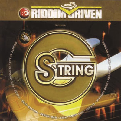 Le RIddim Dancehall : G String Riddim (2002)