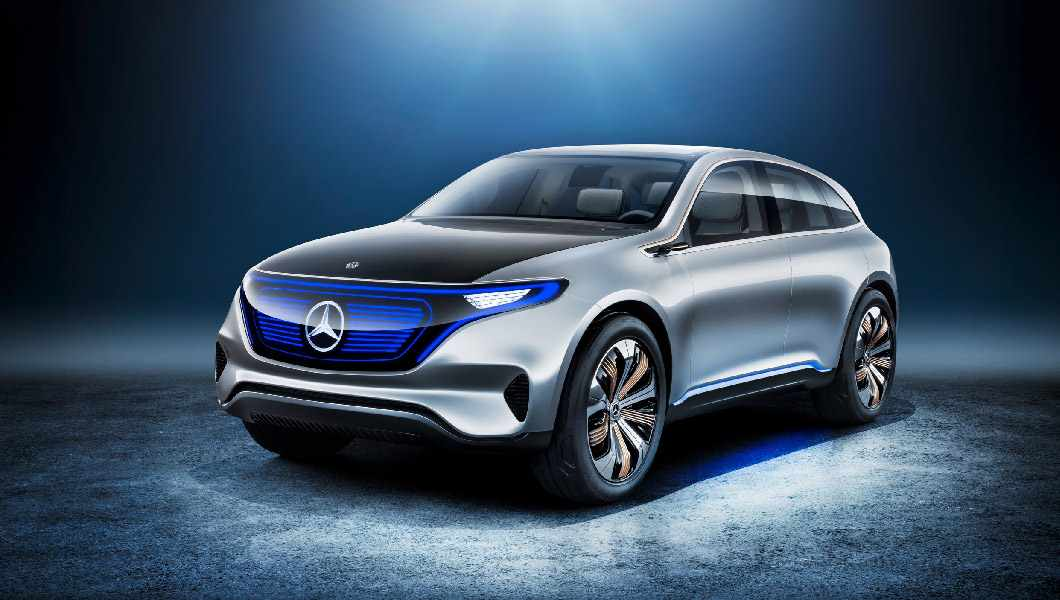 Mercedes Generation EQ, car news