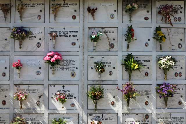Cemitério Prado do Repouso Porto