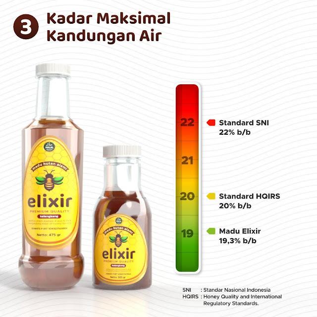 Madu Asli,  Madu Elixir Kelengkeng dan Multifora Tanpa Bahan Campuran