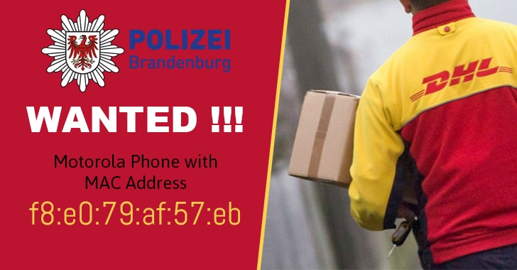 Germany DHL parcel bomb blackmailer