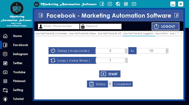 Cara Cepat Tambah Teman Berdasarkan Saran di Facebook Secara Automatis