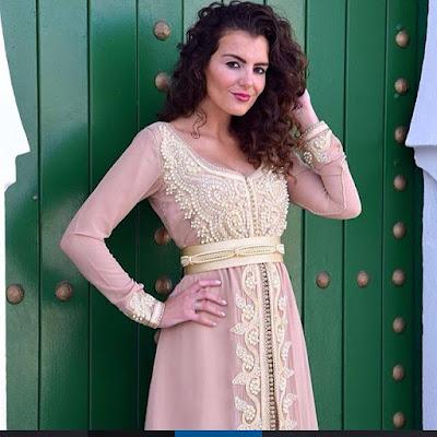 modèles de caftan marocain 2016