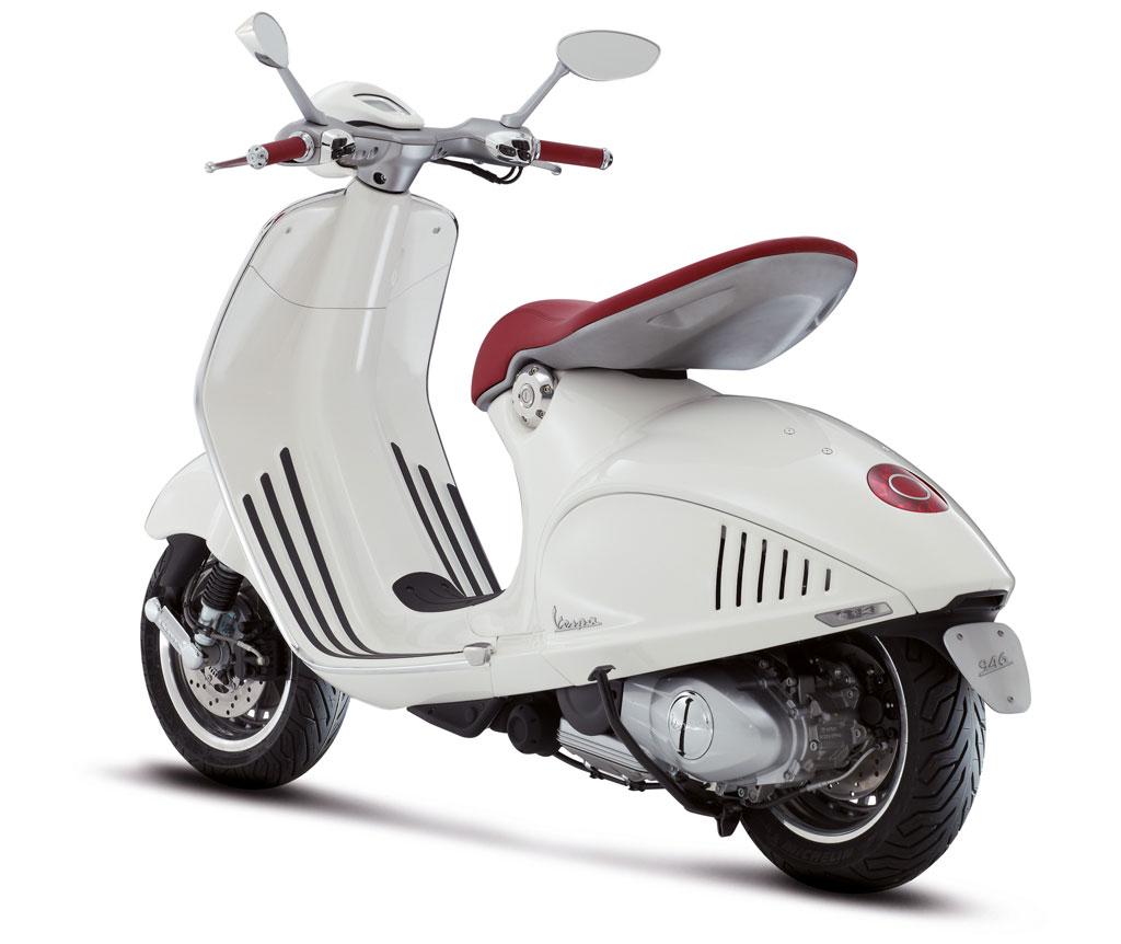 So Cal Scooter Blog: New Vespa 946 production progress!