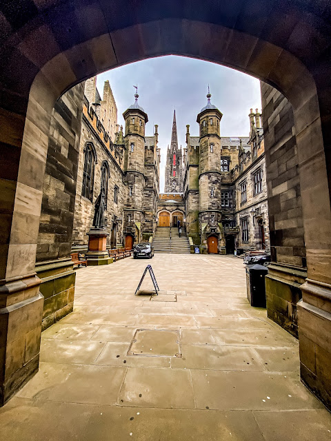 New College Edinburgh, Mandy Charlton, photographer, writer, blogger
