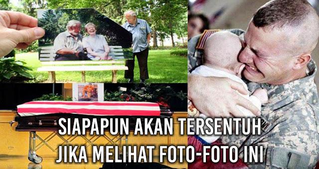 Siapapun Akan Tersentuh Jika Melihat Foto-Foto Ini