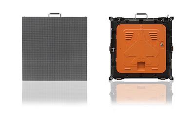 Thiết kế thi công màn hình led p4 cabinet tại Bạc Liêu
