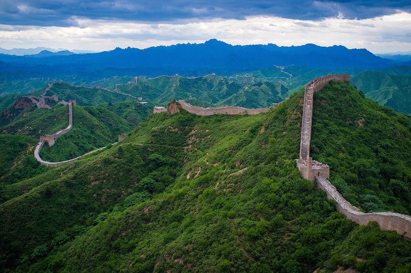 اجمل المناطق في الصين