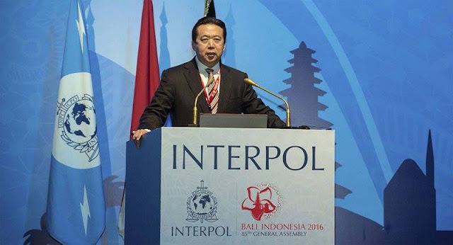 Giám đốc Interpol 'mất tích ở Trung Quốc'