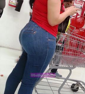 mujeres buenas pantalones apretados