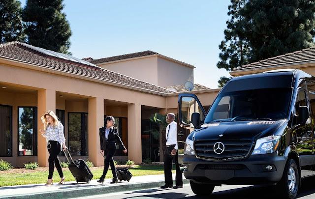 Serviço de Transfer em Los Angeles