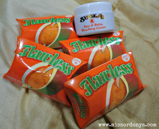 REVIEW: Sutla Flawless Papaya Soap