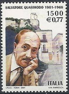 2001 Italy Salvatore Quasimodo
