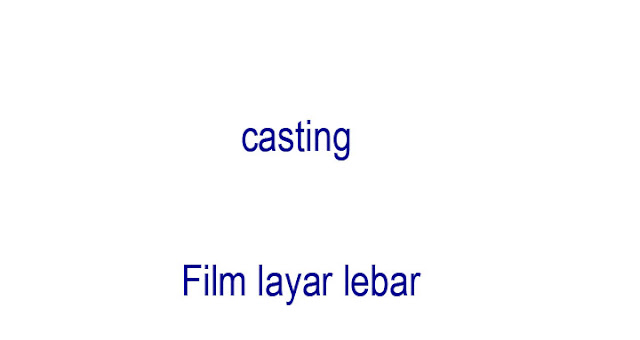 """Open Casting 2017 Terbaru   Hai Guy's! Selamat pagi, siang, petang, malam, di seluruh tanah air dari Sabang sampai Papua. Semoga kalian dalam keadaan happy ya! Tanpa banyak basa-basi kami akan langsung bagikan iformasi terkini seputar informasi Casting di seputaran Jakarta dan sekitarnya. Berbagai informasi casting akan kami berikan di sini, tentunya gratis, tis, tis, tanpa bayar.     Ok. Guy's, jangan ragu-ragu lagi untuk mengaktualisasikan bakatmu ya, keluarkan seluruh kemampuanmu agar mencapai hasil yang maksimal. Ini dia informasi casting terkini, terbaru di tahun 2017 ini. Kunjungan terus blog ini, karena informasi akan selalu di update di sini.   Selamat berkarya!        Film layar lebar     di butuhkan utk sebuah Film layar lebar kolosal berjudul """" S """".  Shooting habis lebaran.     Untuk screentest .  - Di cari Cowok & Cewek usia 20 - 30th.  - Good Looking.  - Good acting.  - Kalau bisa yg punya basic beladiri, bagi yang blm ada tidak masalah.     Kirimkan foto Composite/Grid beserta biodata di foto nya, jangan di pisah. Dan harap yang ingin mengikuti ini mampu mengatur schedule, karena sebelum shooting akan ada pengarahan dan pembuatan koreo utk latihan fighting nya.     Yang di acc akan di undang datang bsk langsung di temui ke pihak Dept Talent nya. Dan bisa langsung mengikuti pelatihan nya.     Nb : jangan lupa kirim poto terlebih dahulu sebelum mengikuti jadwal casting ke contac us di menu atas..selamat mencoba"""